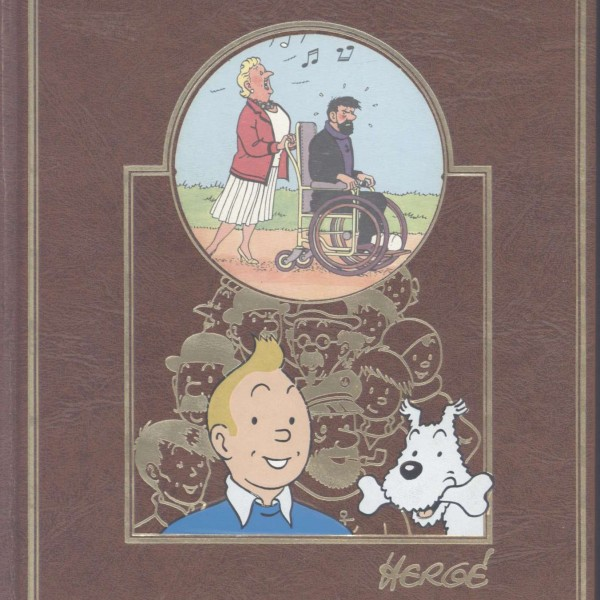 Tintin (L'œuvre intégrale d'Hergé - Rombaldi)-16535