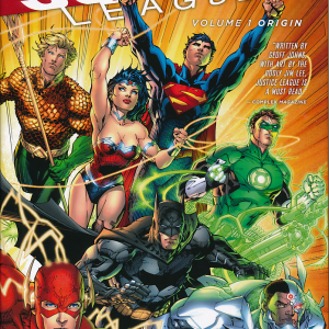 Justice League (The new 52)-16574