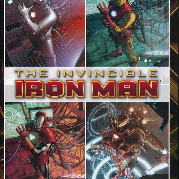 The invincible Iron Man-16578