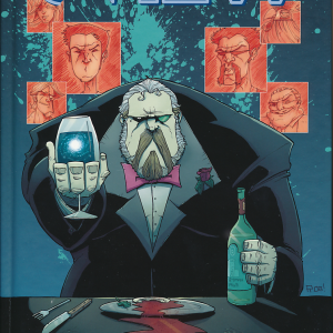 Chew (The Omnivore Edition)-16607