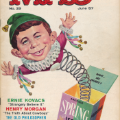 Mad Magazine / June '57 / Nr. 33